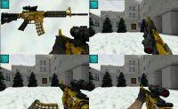 M4 ACOG BumbleBee