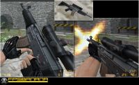 Retextured default SG552