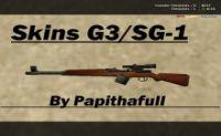 G3 sg - reskin + saund