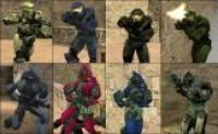 Halo Models Pack