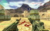 M4a1 and AK-47  for M249