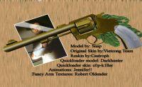 Golden Revolver Deagle