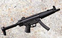 Twinke MP5 on IIopn animations