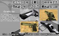 2-Tone Deagle