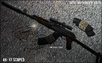 Ak-47 Hack for G3SG1 skin