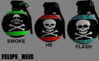 Skull Grenades