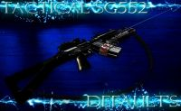 SG552 Tactical