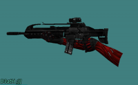 SG552 (ReD HandS)