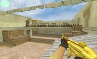 Golden MP5 by ElemenT