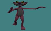 Dark Side Pink Panther