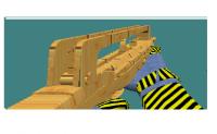 Дървен Famas