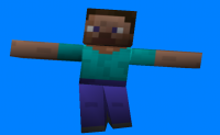 Steve ot Minecraft