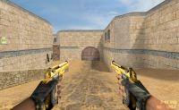 Gold Dual Berettas