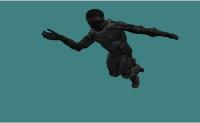 Black Crysis skin