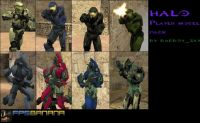Halo Skin Pack