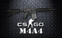 CS:GO M4A4 for cs 1.6
