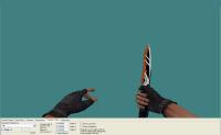 Asiimov knife