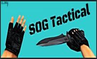 SOG Tactical Knife