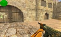 HALF-LIFE hand + HLTV  Weapons cs 1.6 By mayam75