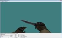 CS:GO M9_Bayonet Knife
