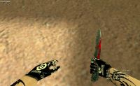 Cool Knife+tato By Kendall For Emir