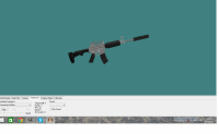 New M4A1 By: PiXe-L