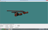 New M3 Shotgun By: PiXe-L
