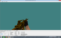 New GoLD M4A1 By: PiXe-L