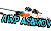 AWP Asiimov |Sounds|Models|Gfx|Sprites Full