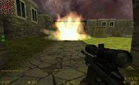 Експлозия от граната ;)
