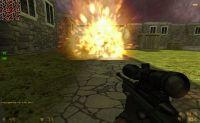 Експлозия от граната  ;) 1