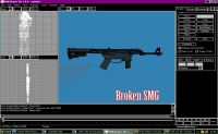 Broken SMG
