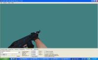 Blue carbon AK47