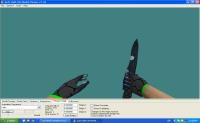 Carbon Knife-Hands