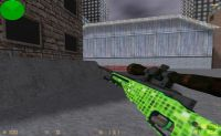 AWP Disco Party (Green)