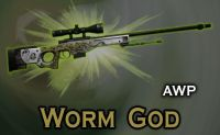 AWP Worm God CS GO