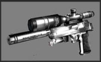 Desert Eagle SN.50 + Lazer