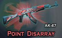 Ak-47 Point Disarray/Точка на безпорядък
