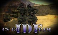 CS GO IDF TEAM CS 1.6