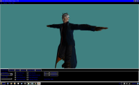 Devil May Cry 3 Vergil skin
