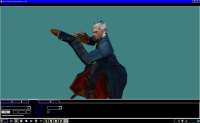 Devil may cry 3 Vergil fixed