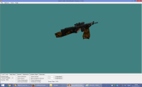 CLASSIC SG552 WITH LIGHT BROWN CAMO HANDS
