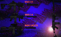 Project X - M4A1