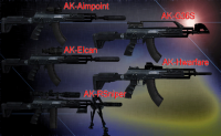 Project X - AK103Ultimate