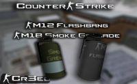 M-12 & M-18 Grenade Retexture Update