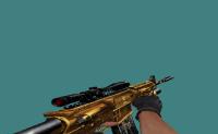 goldblack m4a1