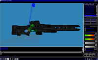 Railgun Sniper Project [HEXIRON]