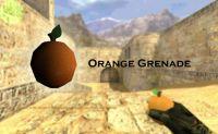 [HE Grenade] Портокал skin