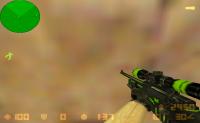 Зелен AWP