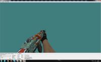 CS:GO AK-47 | Aquamarine Revenge V2
